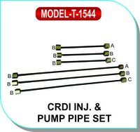 CRDI Injector & Pump Pipe Set