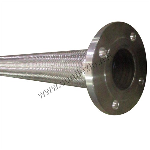 Stainless Steel Braided Flexible Hose Assembly