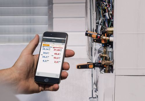 Smartphone Measuring Instruments