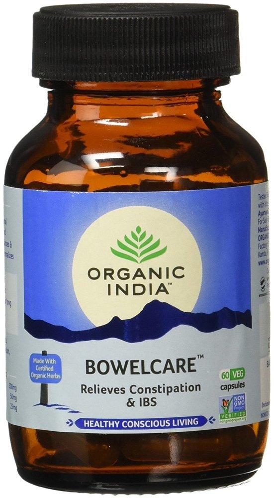 Organic India BowelCare 250 Capsules