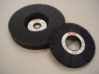 Abrasive Bottom brushes