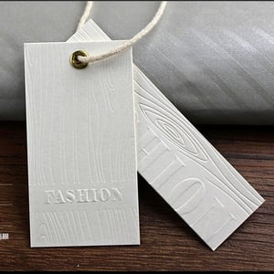 Tags for Garments