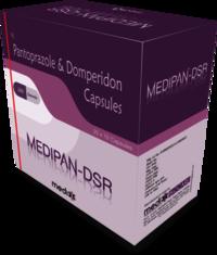Pantoprazole & Domperidone Capsules