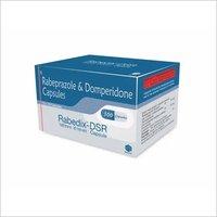 Rabeprazole Sodium & Domperidone (SR) capsule