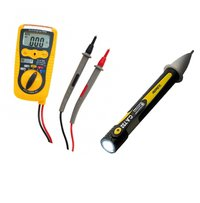 Contact Free AC Voltage Detector