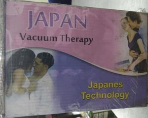 japan vaccum therapy