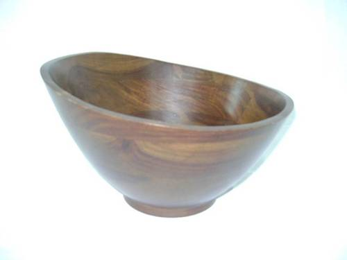 WOODEN BOWL UP