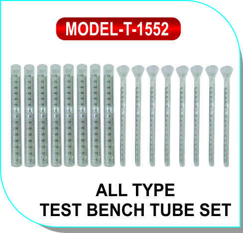 ALL Type Test Bench Tube Set