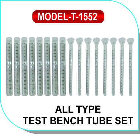 ALL Type Test Bench Tube Set
