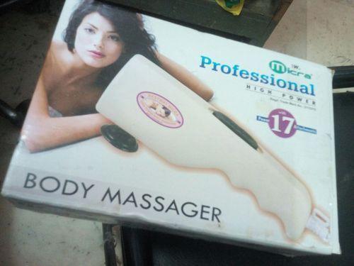 17 Attachments Body Massager