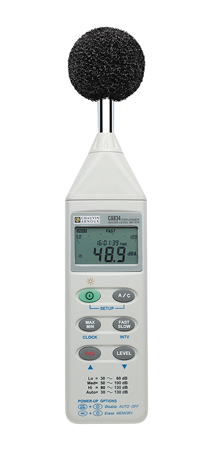 Physical and Environmental Measurment