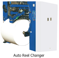 Reel Feeding Machine