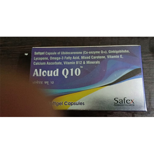 Aloud Q10 Softgel Capsules