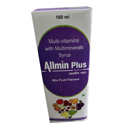 Multivitamin Multiminerals Syrup