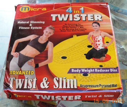 ACU Pressure twister
