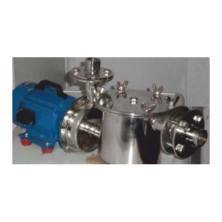 Chilled Water Pumps