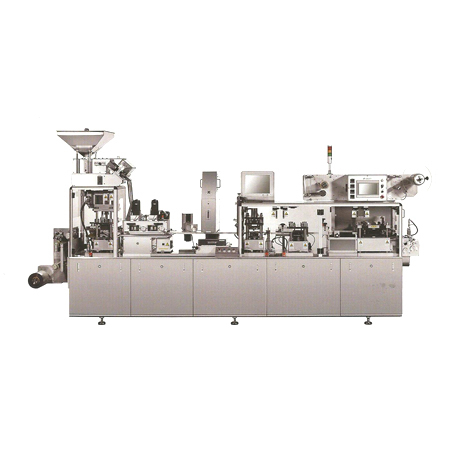 Industrial Blister Packaging Machine