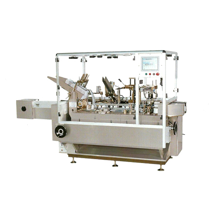 Automatic Carton Packaging Machine (Intermittent Motion, Horizontal Type)