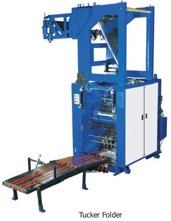 Press Folder Machine