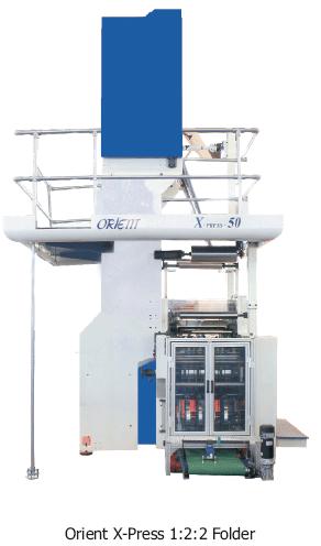 Orient X Press Folder Machine
