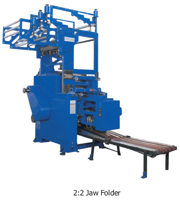 Heavy Duty Folder Machine