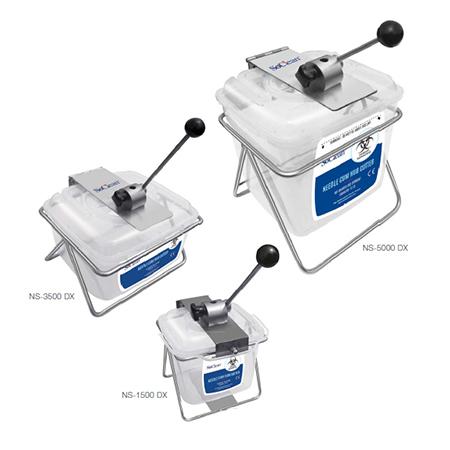 Manual Needle Hub Cutter
