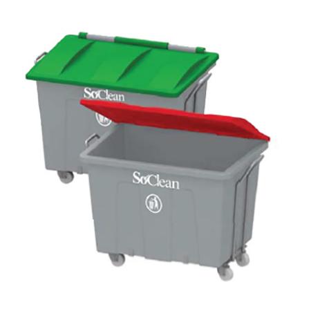 Bulk Waste Collection Trolleys