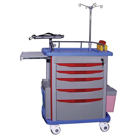 Emergency Crash Cart Trolley