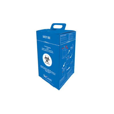 Medical Sharps Safety Box