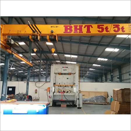 EOT CRANE  (SINGLE GIRDER BOX TYPE)