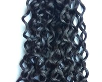 Jackson Curly Weft Hair Extensions