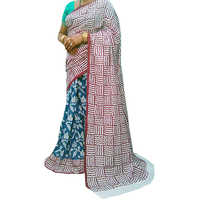 Ladies Chapa Saree