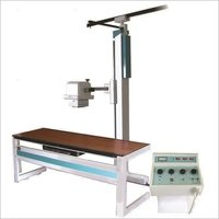 100mA Horizontal X-Ray Unit