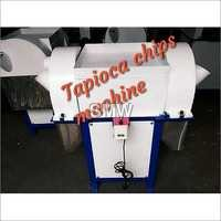 Tapioca Chips making Machine