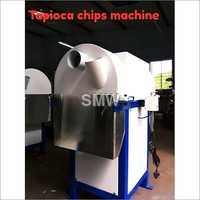 Semi Automatic Tapioca Chips Making Machine