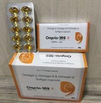 omega3, omega6, omega9  softgel capsule