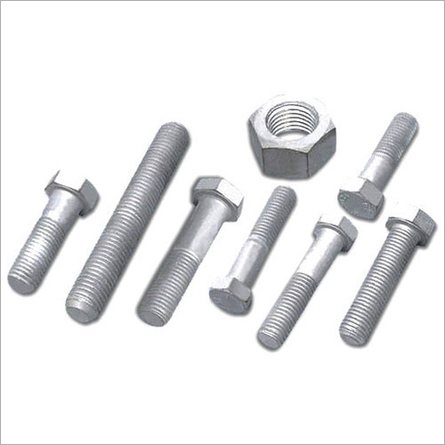 Hot Dip Galvanized Anchor Bolts