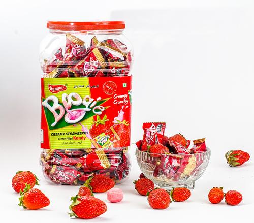 Boogie Creamy Strawberry