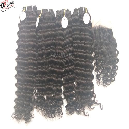 Natural Remi Human Hair Brazilian