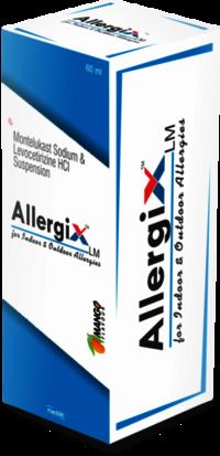 Levocetrizine 2.5mg+ Montelukast 4mg