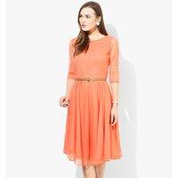 Exclusive Designer Western Dress