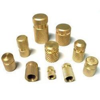 Brass Thermoplastic and Plastic Mouldings inserts
