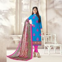 Salwar Kameez With Digital Printed Dupatta