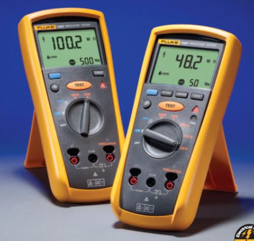 1 kV_Insulation Tester (Fluke 1503_1507) Supplier, 1
