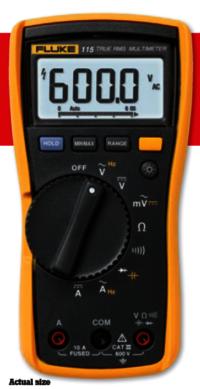 Digital Multimeter (FLUKE-115)
