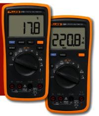 Digital Multimeter (Fluke 15B+)