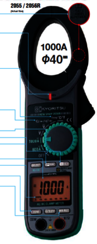 Clamp Meter (Kyoritsu-2056)