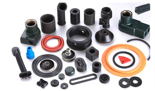 Moulded Rubber Components