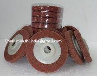 Maroon Polishing Wheel
