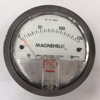Dwyer 2000-150CM Magnehelic Differential Pressure Gauge